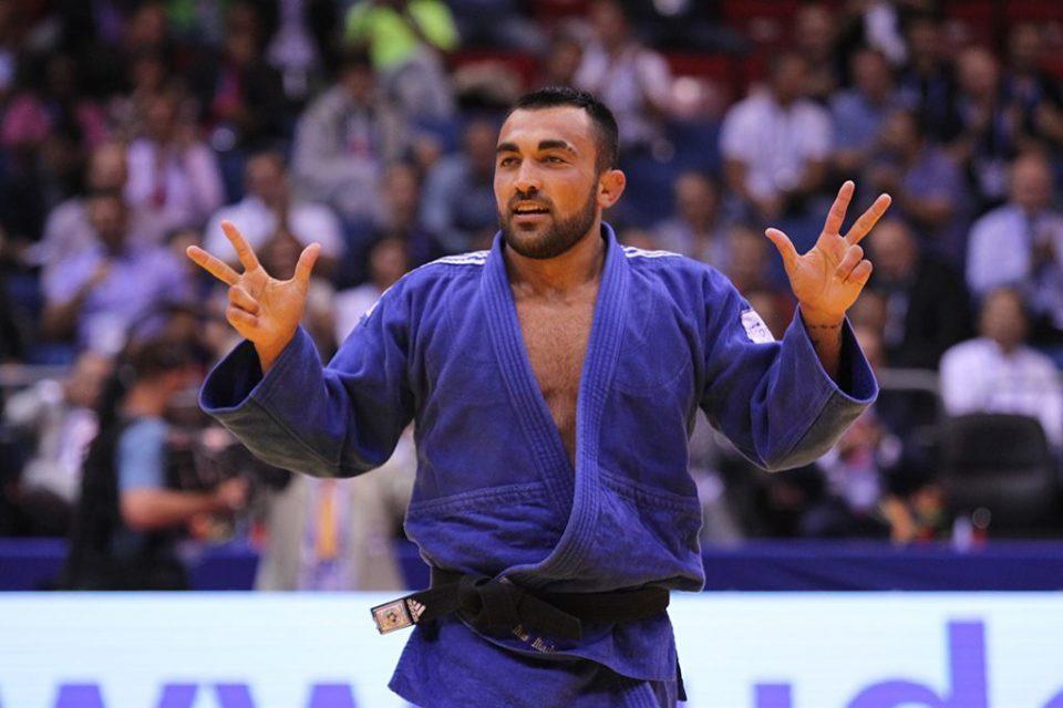 Iliadis chce wygrać MŚ Open w Maroku