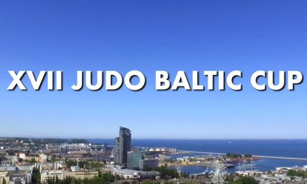XVII JUDO BALTIC CUP