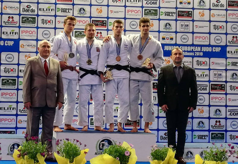 Drugi dzień Pucharu Europy Juniorów – Ateney