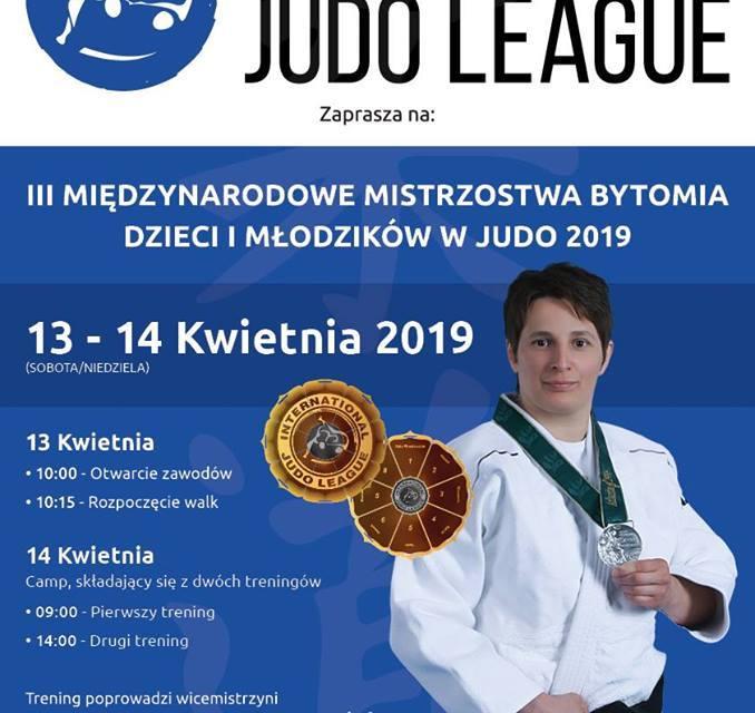 International Judo League, Bytom 13 kwietnia 2019 roku