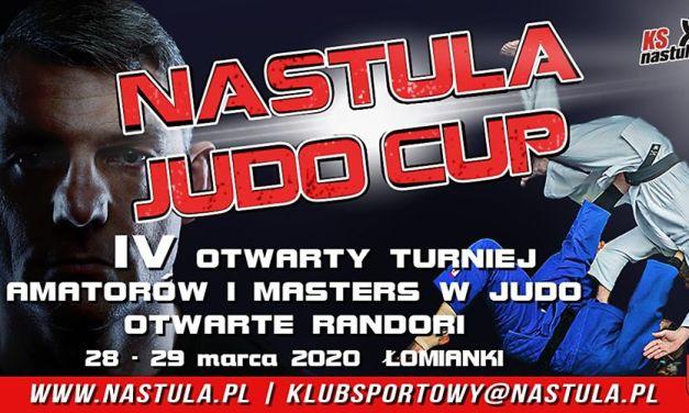 IV Otwarty turniej Nastula Judo Cup