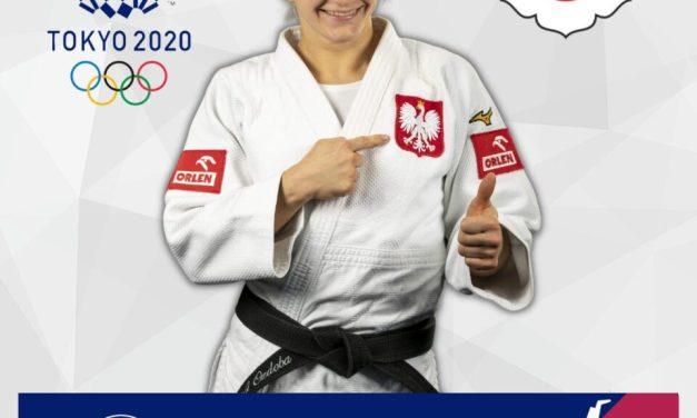Agata Ozdoba Błach siódma na IO Tokio 2020