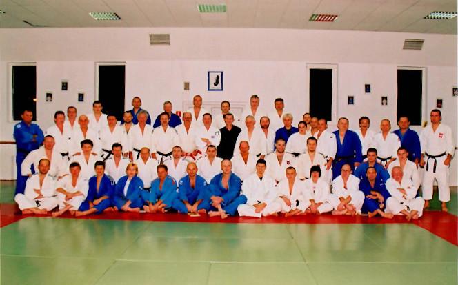 Ryszard Janiszewski do środowiska judo