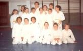Alumnos Judo Club Huarte