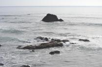Beach at San Simeon, CA