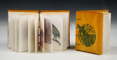 Lovely Creatures, Coptic Binding