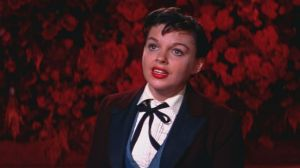 Judy Garland in A Star is Born 1954