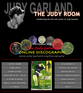 October 2005 Judy Room Homepage