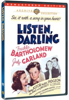 "Judy Garland in ""Listen Darling"""