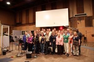 JIH MGM recording studio