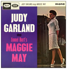 Judy Garland Sings Lionel Bart's Maggie May
