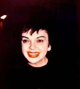 Snapshot of Judy Garland