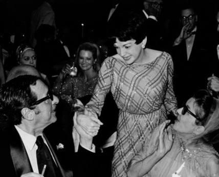 Judy Garland and Harold Arlen October 15, 1967