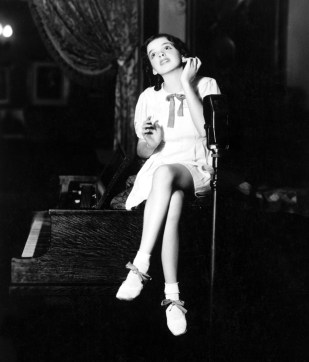 Judy Garland in Chicago 1934