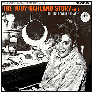 The Judy Garland Story vol 2 The Hollywood Years by MGM Records