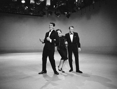 Judy Garland, Frank Sinatra, Dean Martin