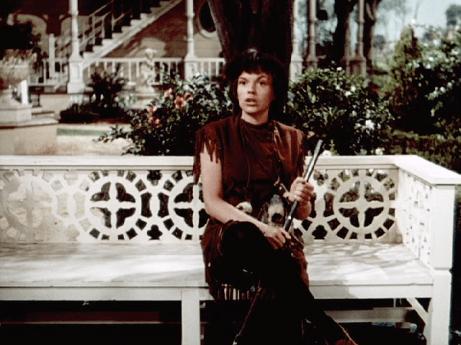 """Judy Garland in """"Annie Get Your Gun"""" (April 1949)"""