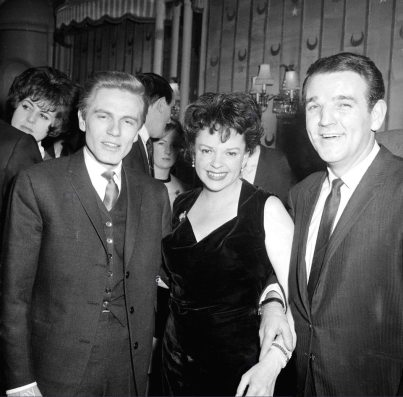 May 2, 1962 Hotel Party w Adam Faith and DJ Alan Freeman
