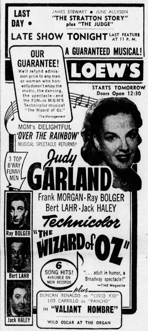 June 18, 1949 1949 RERELEASE W MGM RECORDS NOTE The_Akron_Beacon_Journal