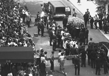 June 27, 1969 Casket leaves 1