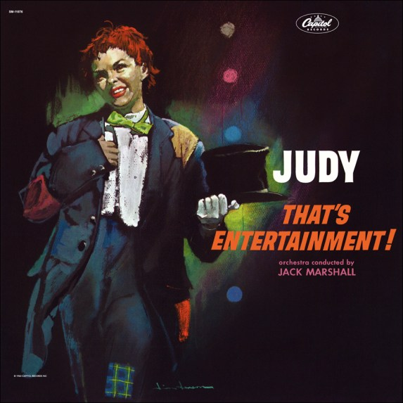 "Judy Garland - ""Judy - That's Entertainment!"" Capitol Records LP"