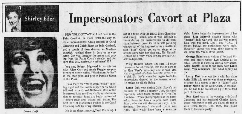 July 4, 1974 IMPERSONATORS Detroit_Free_Press