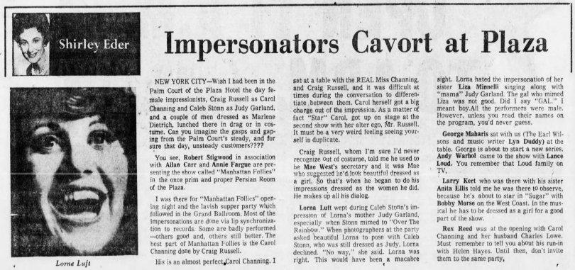 July 4, 1974 IMPERSONATORS Detroit_Free_Press