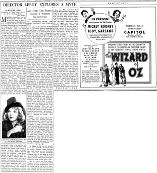 August 13, 1939 NY Times 1