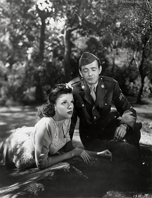 October 3, 1944 On Set Publicity Photo 2
