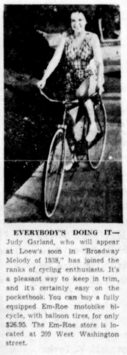 September-9,-1937-JUDY-ON-BIKE-The_Indianapolis_Star