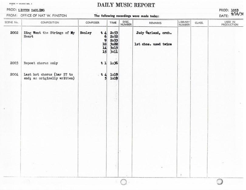 September 16, 1938 Zing