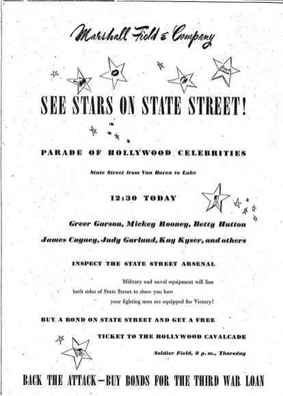 September-16,-1943-BOND-TOUR-Chicago-Tribune