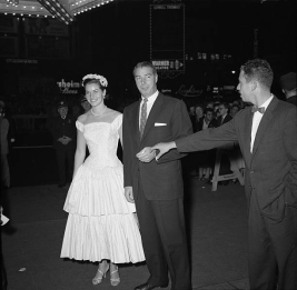 September-26,-1956-Palace-4-Joe-Dimaggio-and-Lee-Merriweather