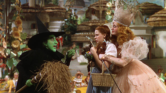 Wizard of Oz 3D Article