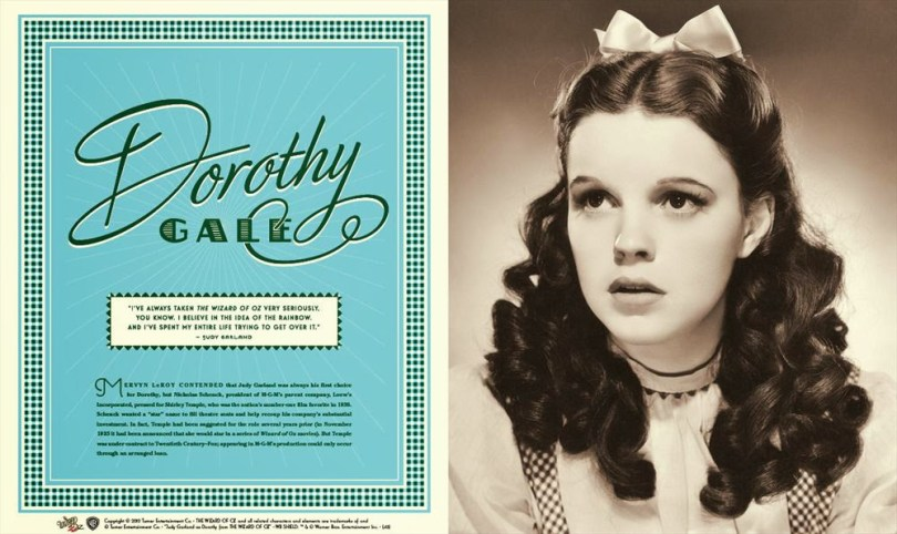 75th book Dorothy pages