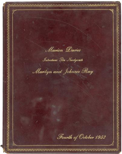 October-4,-1953-Johnny-Ray-wedding-registry-Judy-signed-2