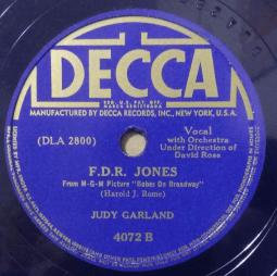 FDR-Jones