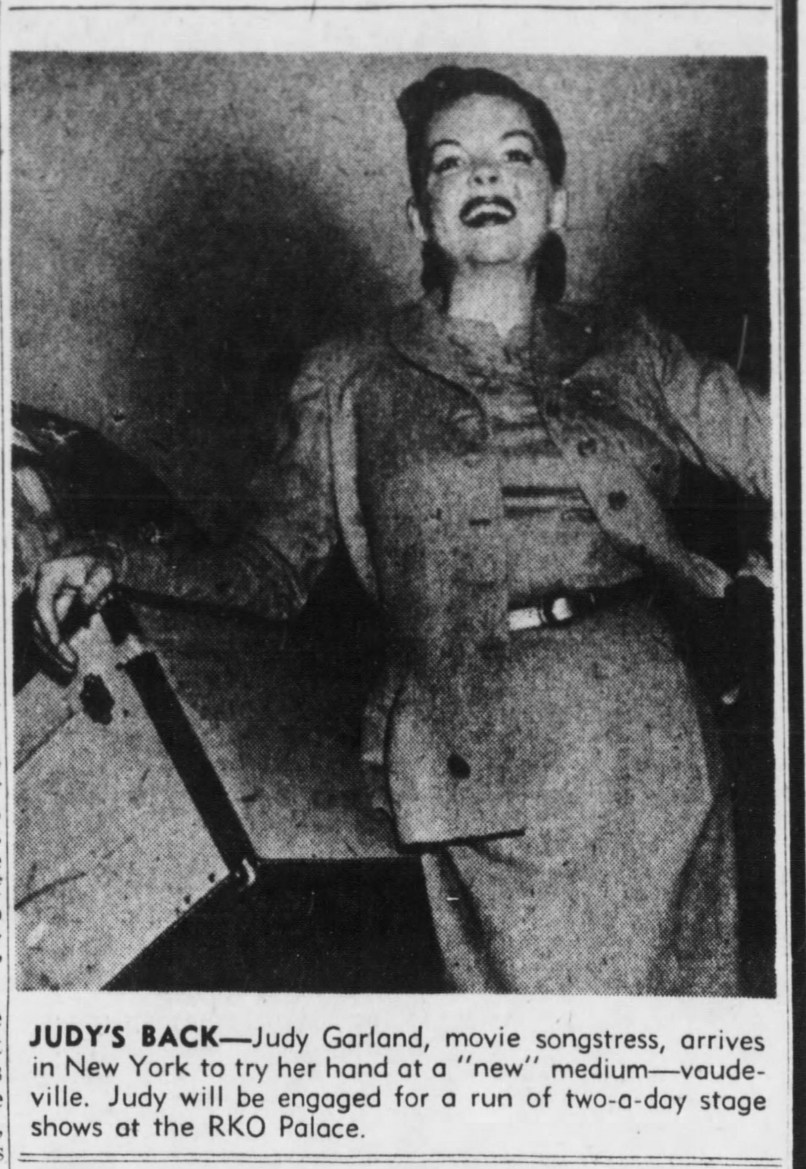 October 11, 1951 (for October 10) ARRIVE IN NY The_Brooklyn_Daily_Eagle