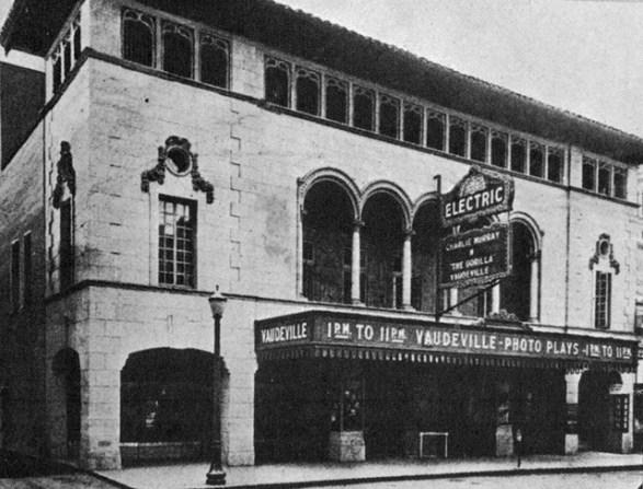 October 5, 1934 Dubinsky's Electric Theater