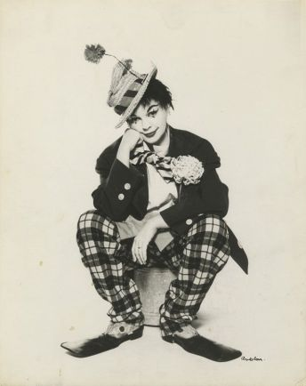 1956 Clown Avedon