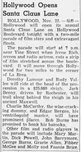 November-22,-1940-SANTA-CLAUS-LANE-Oakland_Tribune