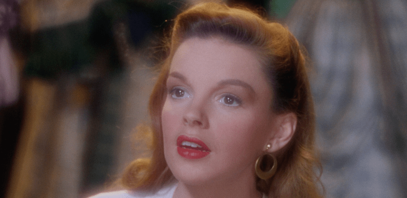 "Judy Garland in ""The Pirate"""