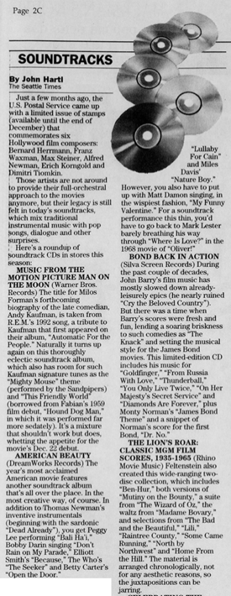 December-16,-1999-LION'S-ROAR-CD-Southern_Illinoisan-(Carbondale-IL)