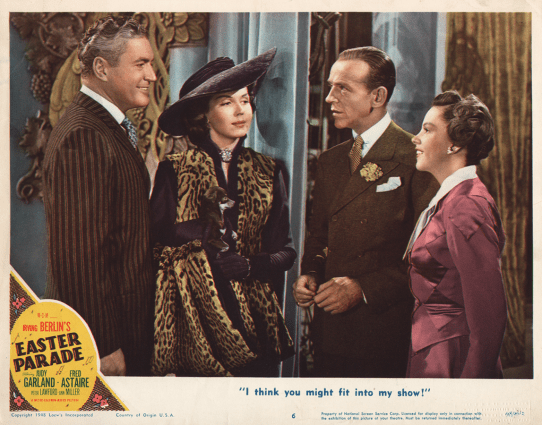 Easter-Parade-Lobby-Card