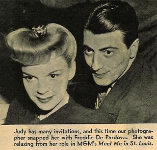 December 9, 1943 ROMANCE WITH DE CORDOVA