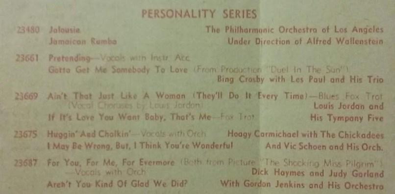 January 2, 1947 Flyer 3