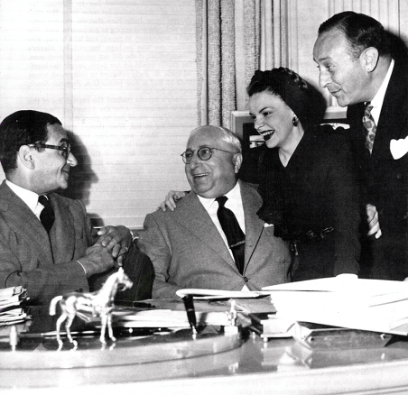 Irving-Berlin-Louis-B-Mayer-Judy-Garland-Arthur-Freed