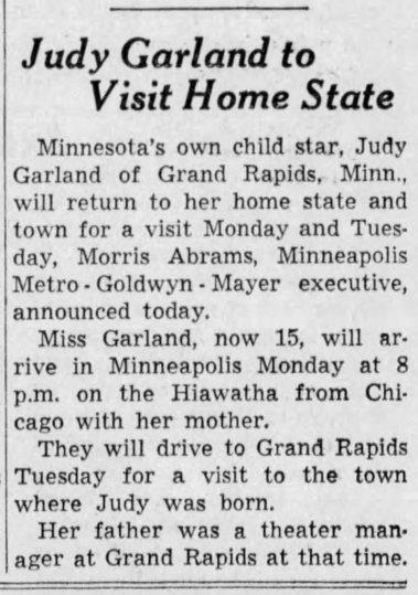 March 26, 1938 1938 TOUR The_Minneapolis_Star