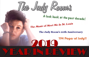 The Judy Room's 2019 Year in Review