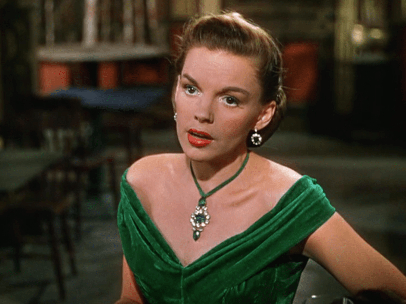 "Judy Garland in ""Easter Parade"""